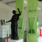 """Ausstellung """"Museum aus Gips und Kleister – Das vergessene Mainzer Pantheon"""""""